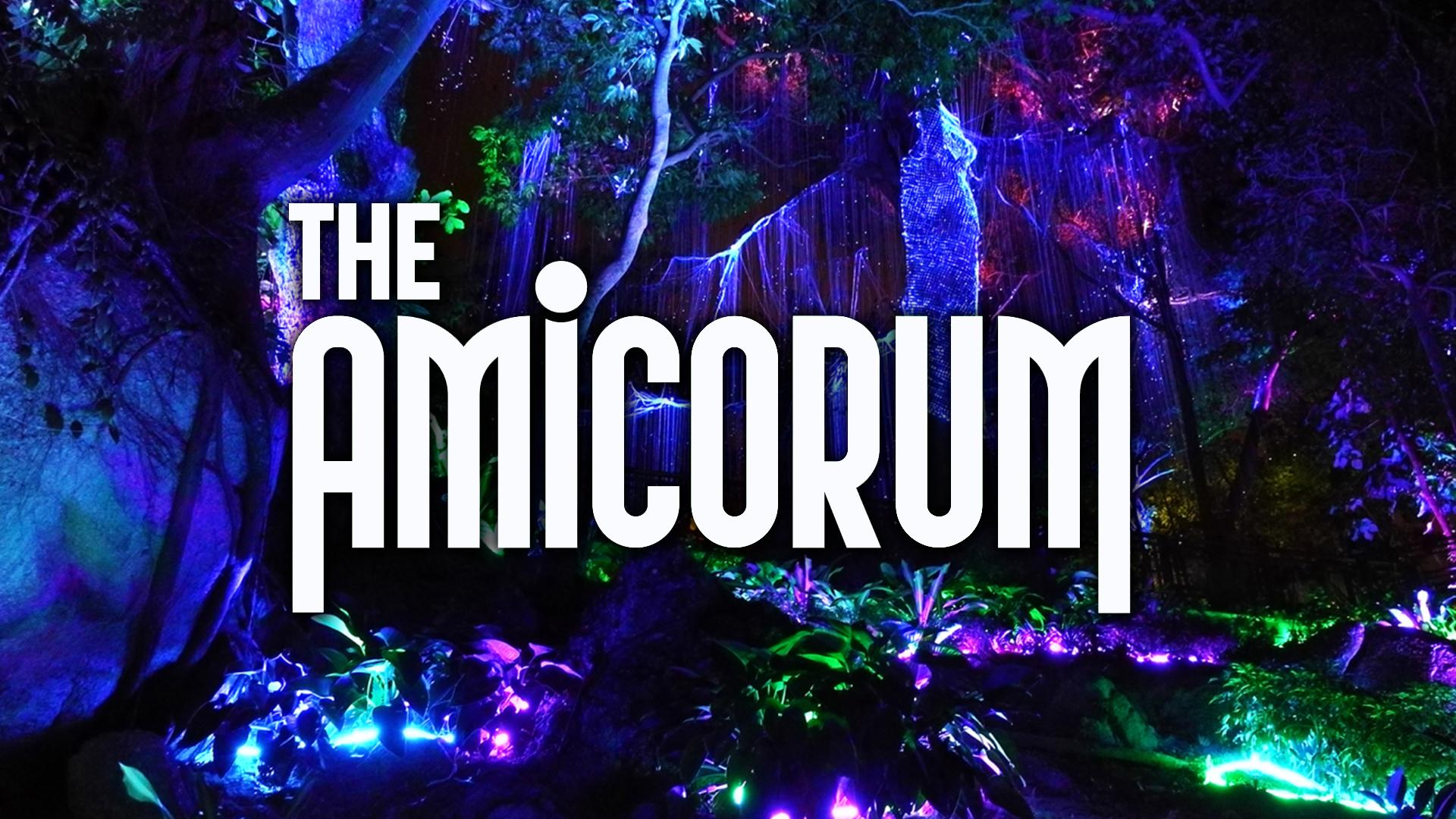 Web banner - The amicorum